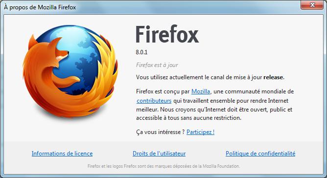 0035 تحميل برنامج المتصفح موزيلا فاير فوكس Mozilla Firefox 8 v 8.0.1